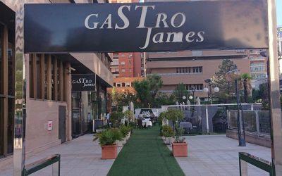 Restaurante St. James – Gastro James Rosario Pino