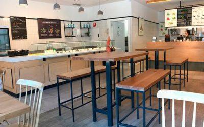 Cafetería Faborit Avenida Brasil