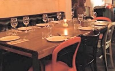 Restaurante Lamucca Pez