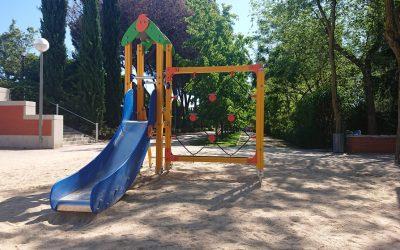 Parque 4º Depósito – Plaza Castilla