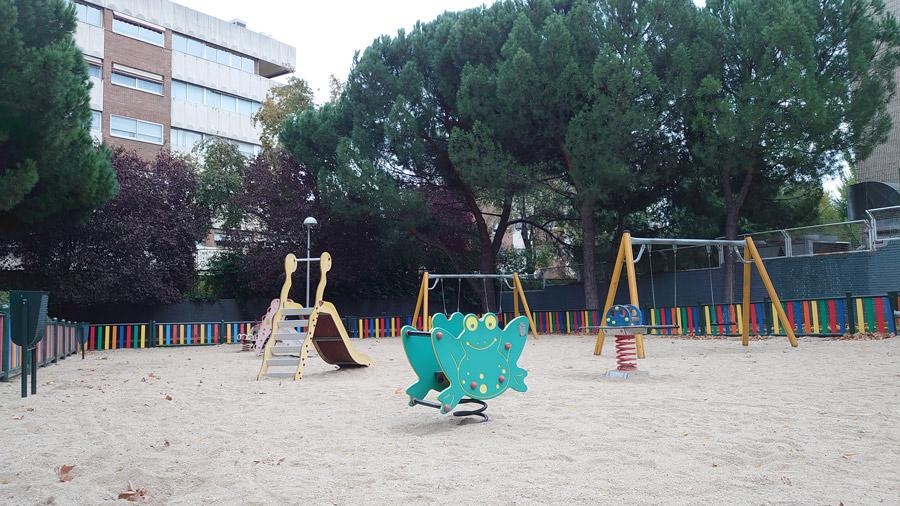 Parque Público Jardín Gloria Fuertes