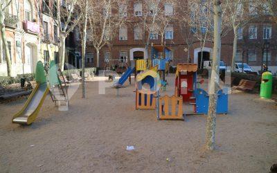 Parque Público Plaza Chamberi 12