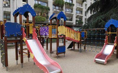 Parque Público Raimundo Fernandez Villaverde 44