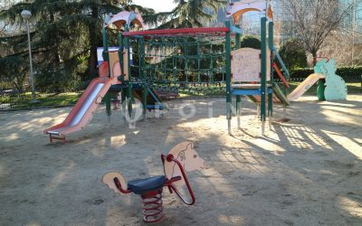 Parque Público Bravo Murillo 49