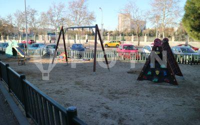 Parque Público Avenida Pablo Iglesias 16
