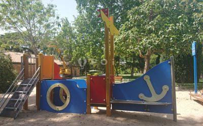 Parque del Retiro – Antiguo Zoo