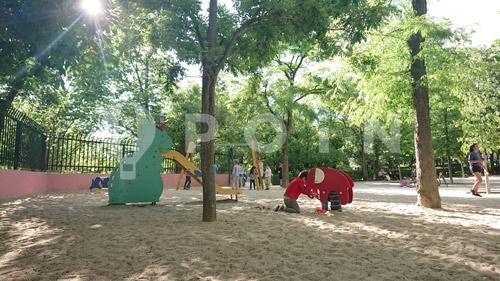 Parque del Retiro – La Cabaña