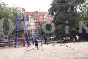 Parque del Retiro – Menendez Pelayo, 157