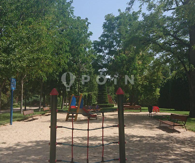 Parque del Retiro – Puerta Doce de Octubre