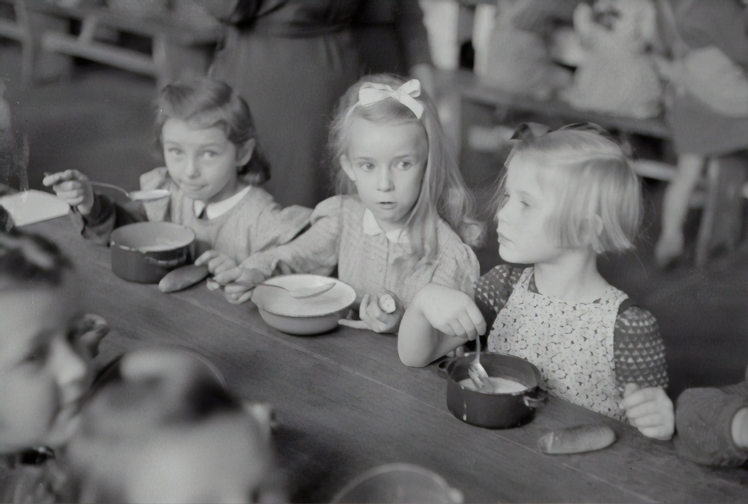 Comer con niños – #yomequedoencasa