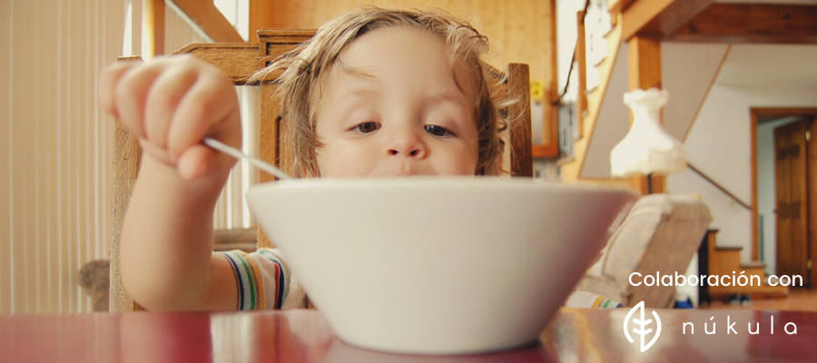 Comer con niños – una sesión de Núku.la