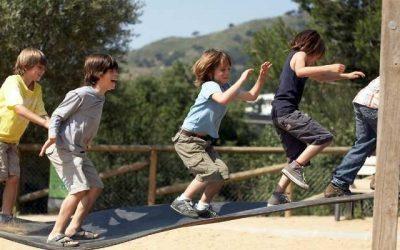 La mejor selección de parques infantiles de Barcelona