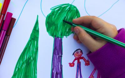 Actividades para los niños más artistas