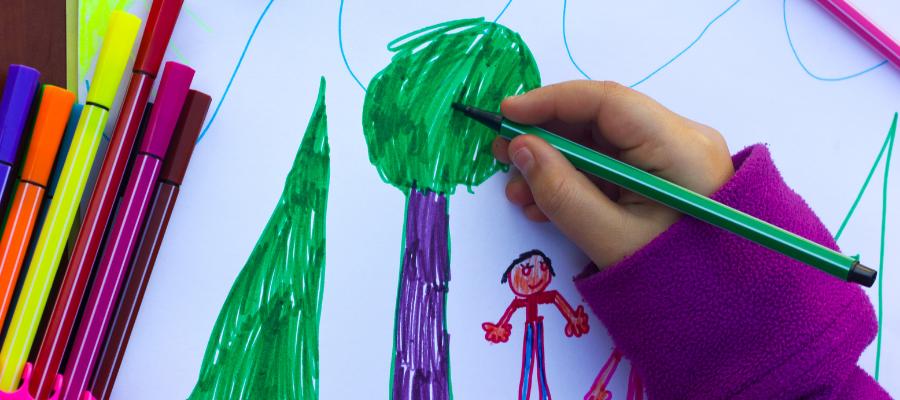 Actividades artísticas para niños