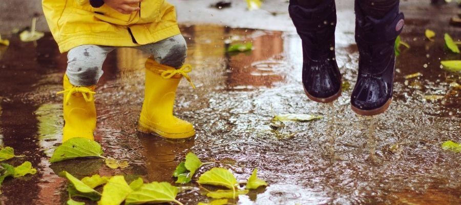 planes con lluvia madrid niños