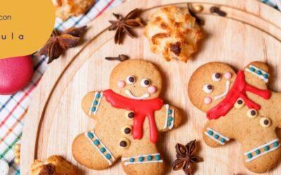 Dulces navideños caseros