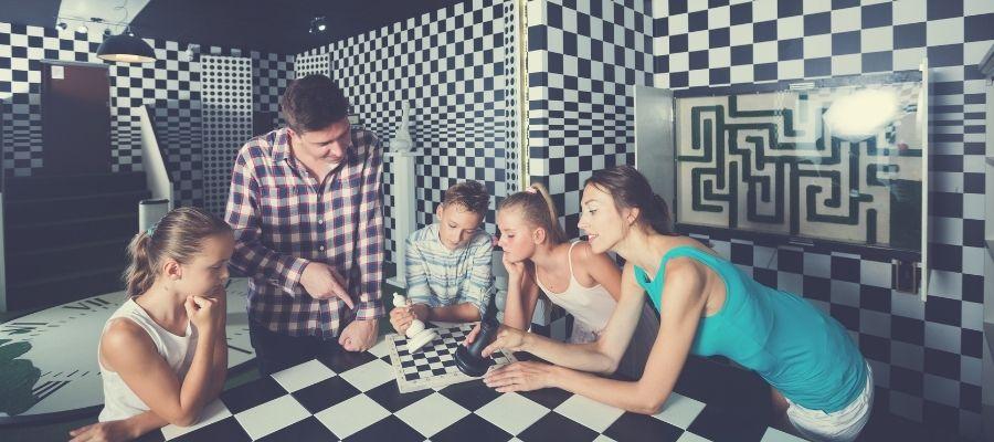Los mejores escape rooms para niños, online y presencial