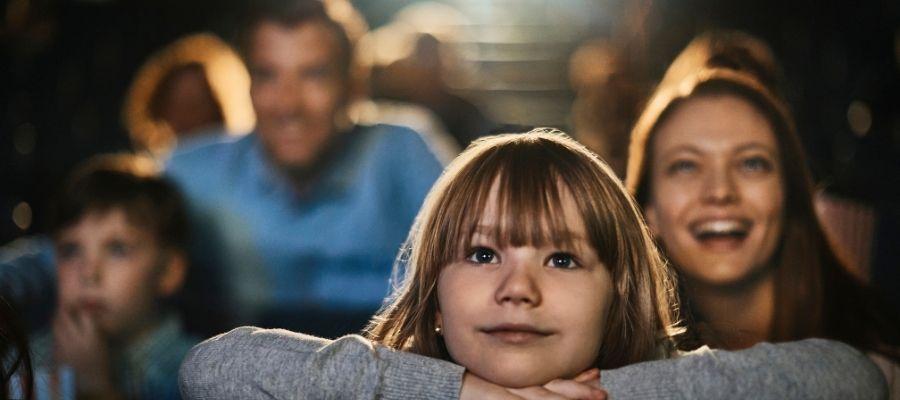 cine con niños
