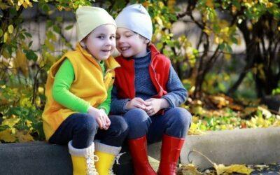 Mecanismos verbales entre niños